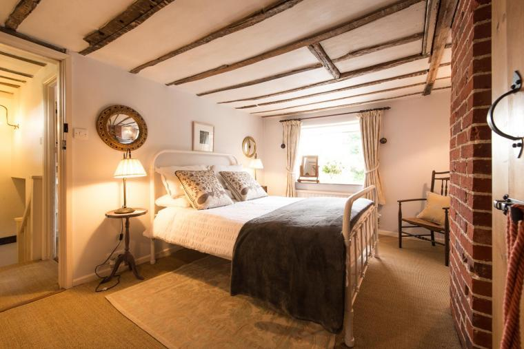 Romantic holiday cottage in Suffolk