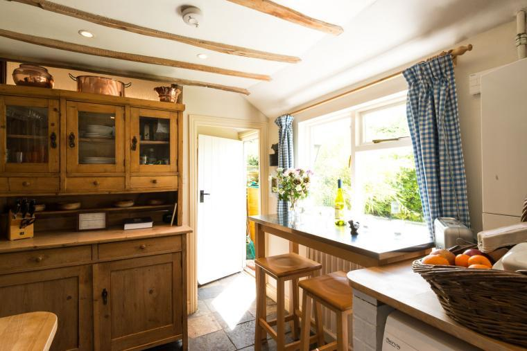 Holiday cottage in Suffolk