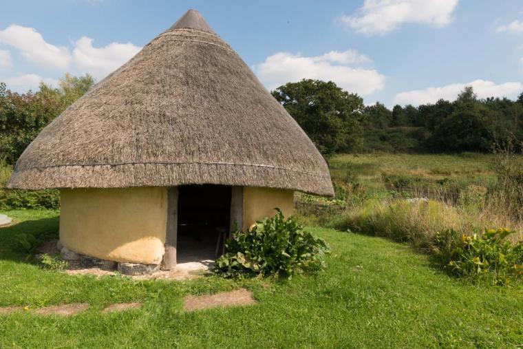 The Storytelling hut