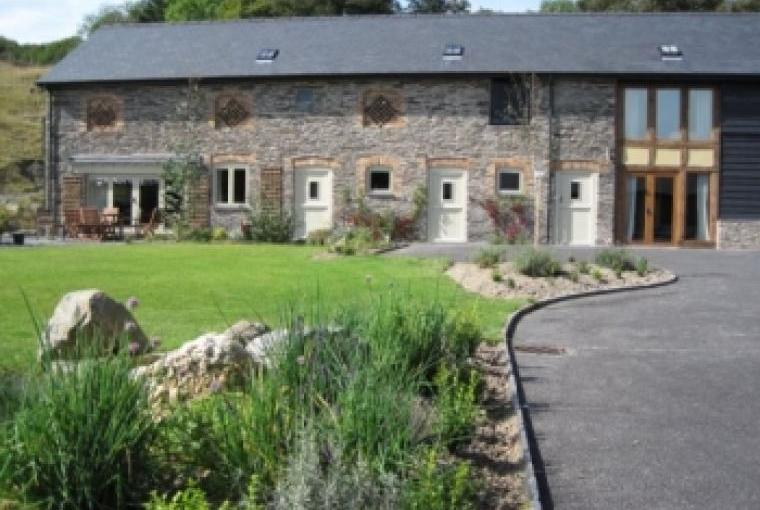 Large group accommodation in Wales