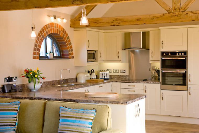 Cape Cottage Kitchen