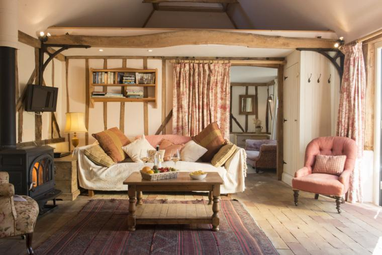 Holiday self-catering near Colchester with a difference