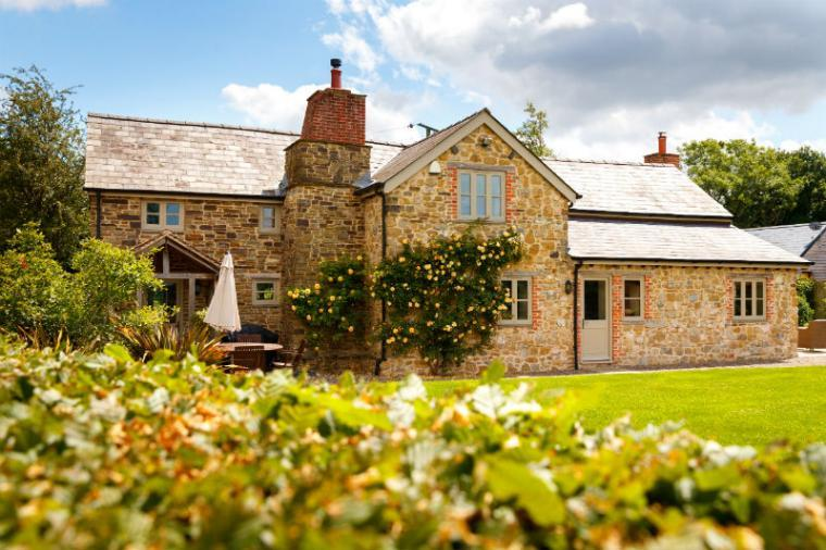 Sleeps 7+1, Cosy, Beautiful 5* Gold, Cottage in amazing rural location with Free WiFi, shared Games room , Herefordshire, Photo 7
