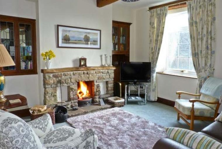 Bridleways Country Cottage near Ingleton