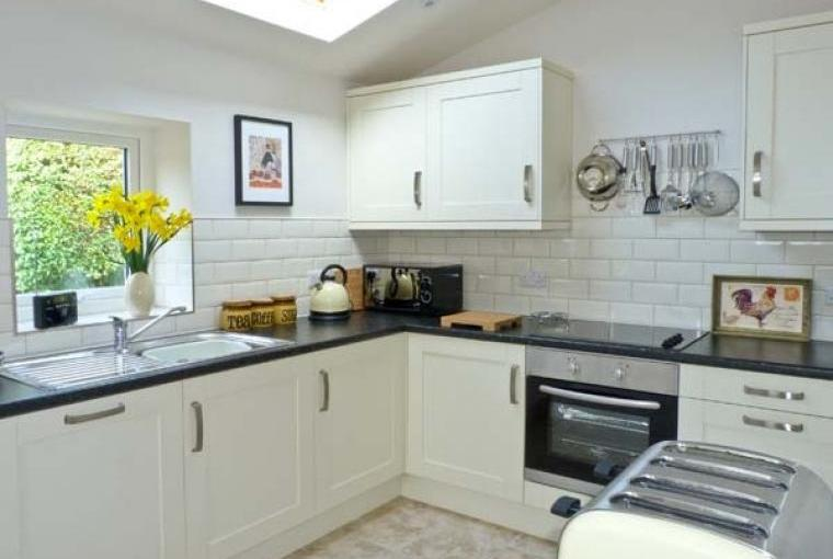 Kitchen at Bridleways Country Cottage