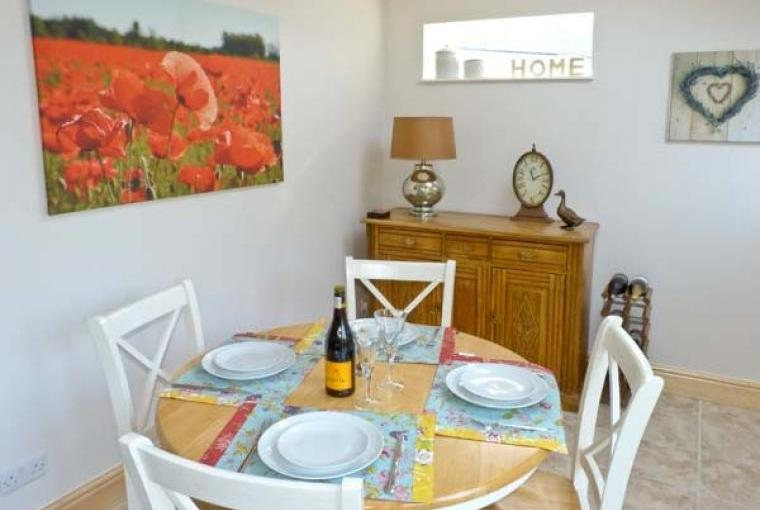 Dining area Bridleways Country Cottage