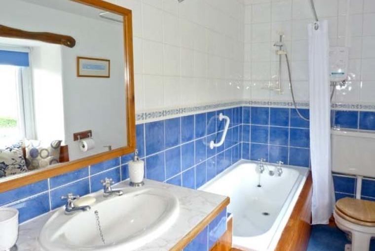Bathroom Bridleways Country Cottage