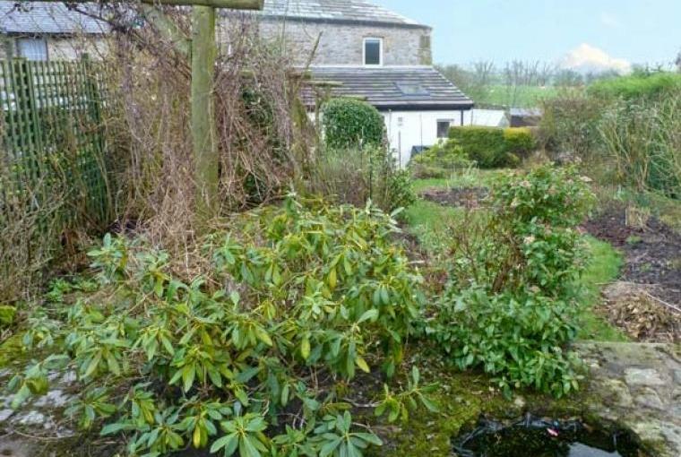 Garden, Bridleways Country Cottage