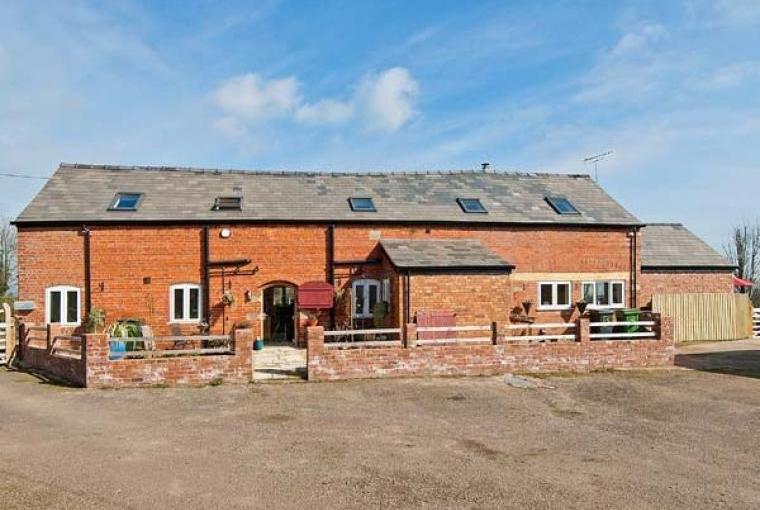 The Barn Rural Retreat, Shropshire