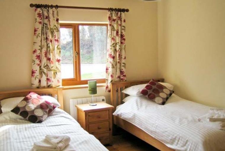 Hazel Wooden Lodge near Exmoor, Cheshire, Photo 11