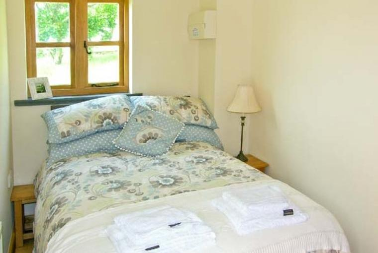Comfortable bedrooms at the Smithy Barn
