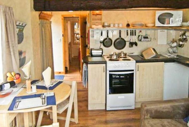 Kitchen, the Byre