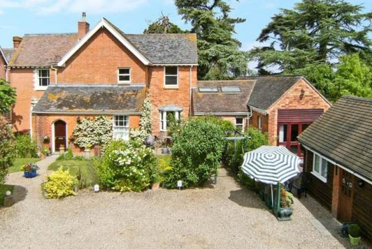 Holiday in Worcestershire
