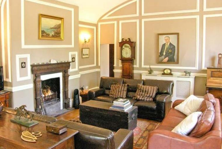 Elegant group accommodation on Anglesey