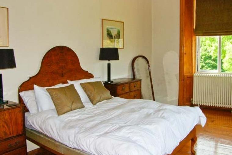 Bedrooms at Tan Y Graig Country House