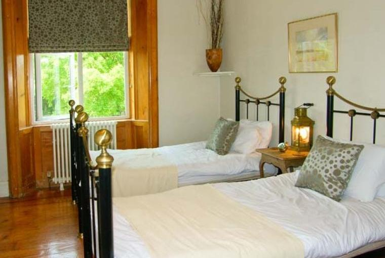 Bedrooms at Tan Y Graig Country House