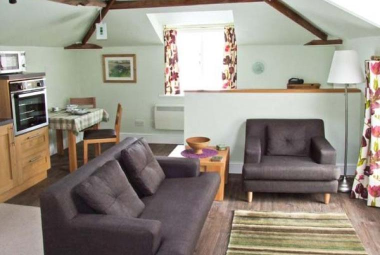 Hayloft Romantic Retreat, Cheshire, Photo 2