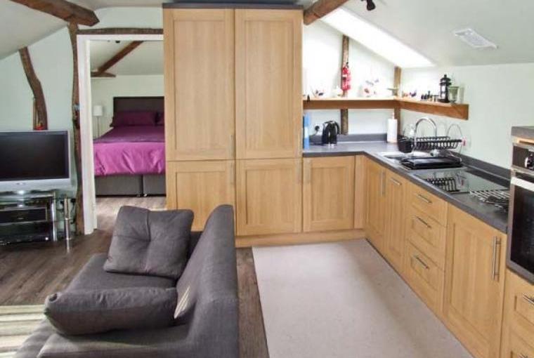 Hayloft Romantic Retreat, Cheshire, Photo 3
