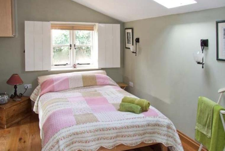 Bedroom,  Old Wye Valley Chapel, Monmouthshire, Wales