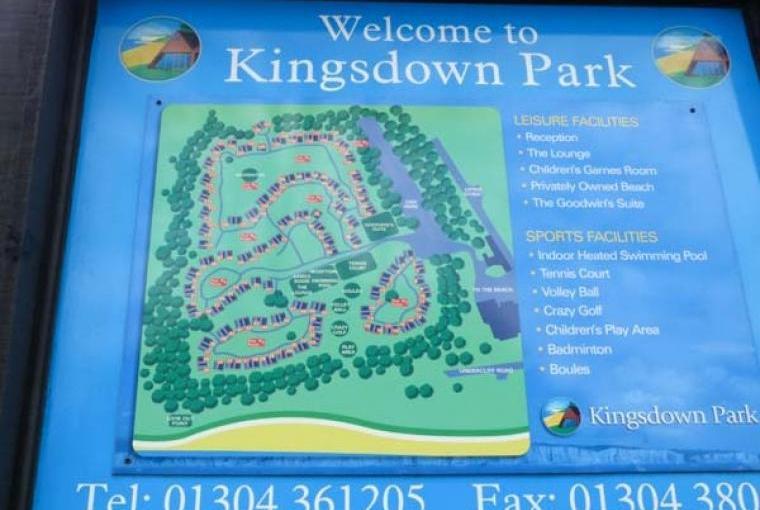 Kingsdown Park, Kent