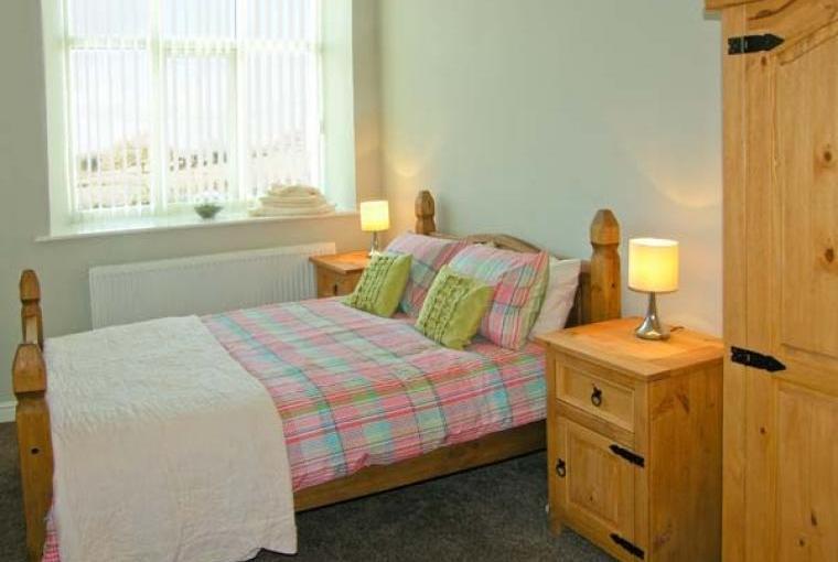 Bedroom, Yr Hen Festri Unique Holiday House, Gwynedd