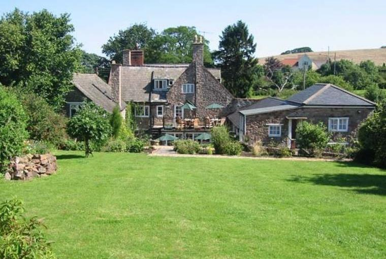 Dragon Country House, Somerset