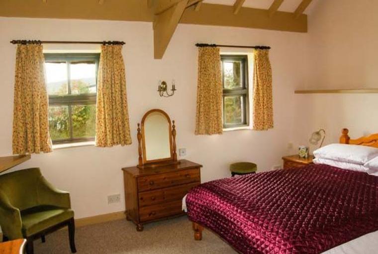 Bedroom, Rural Retreat near Newport, Pembrokeshire, Wales