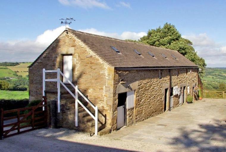 The Loft Country Cottage, Peak District