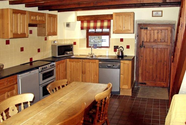 Kitchen, Loft Country Cottage