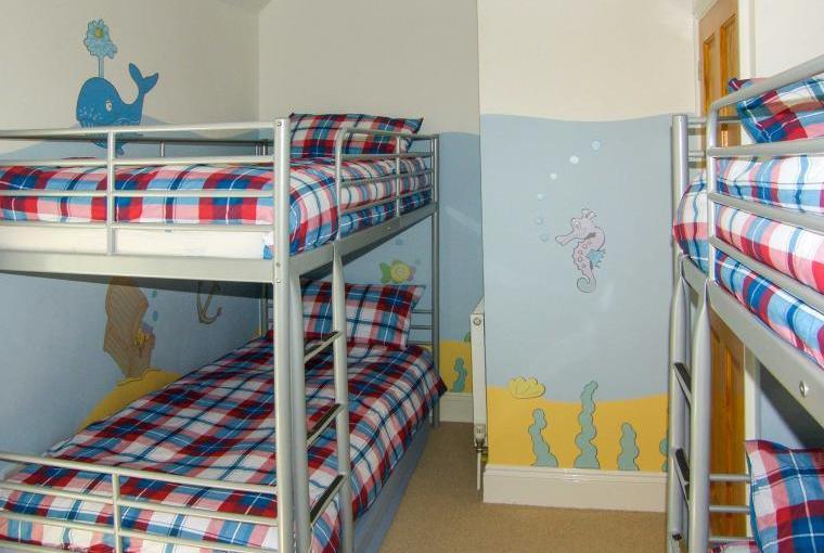 Bedroom, Glynmoor Coastal Cottage, Ceredigion, Wales