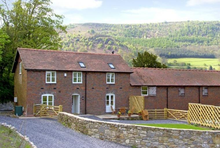 Bryn Howell Holiday Barn, Wrexham, Wales