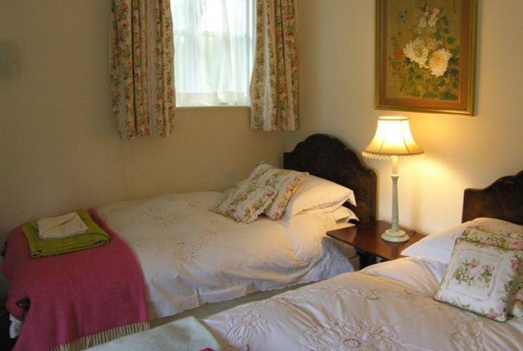 Bedroom, Bryn Howell Holiday Barn, Wrexham