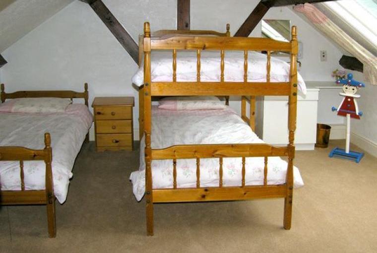 Bedroom, Llyn Peninsula Character Cottage, Gwynedd