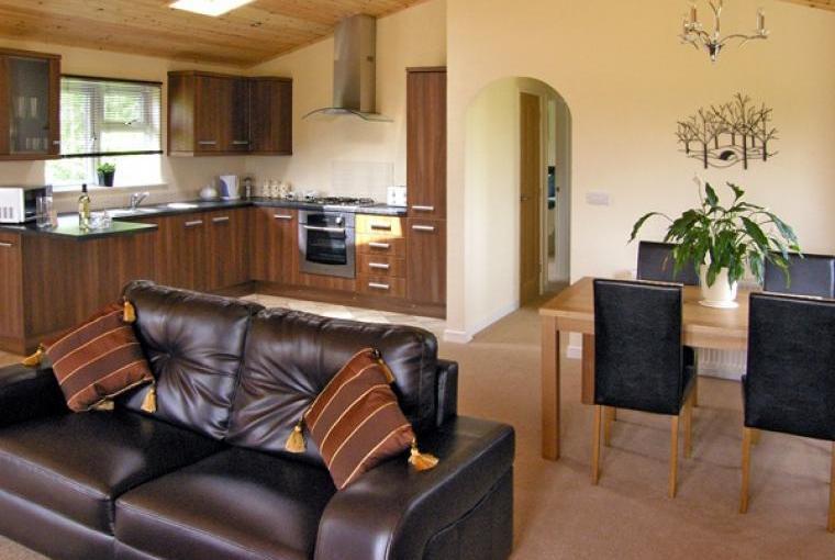Callow Holiday Lodge, Cheshire, Photo 2