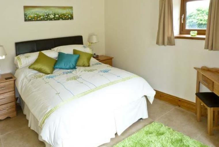 Comfy bedrooms