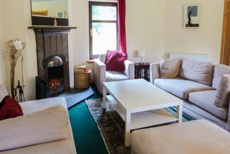 Lounge at Keil View Holiday House