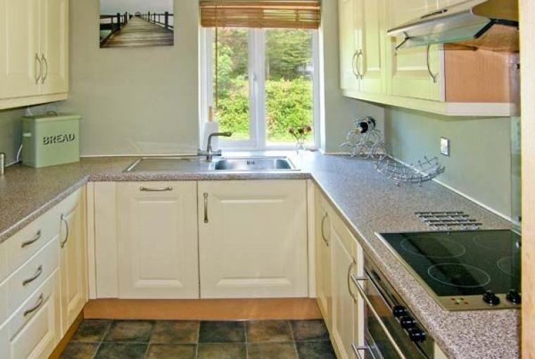 Kitchen at this Aberdovey Cottage