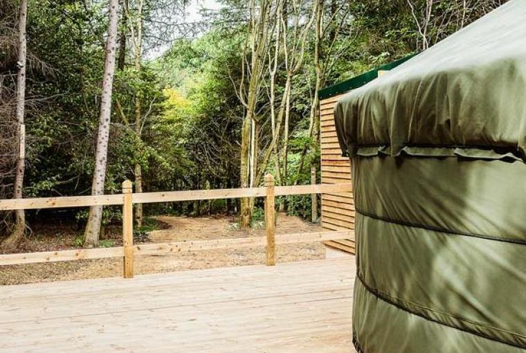 Rowan Holiday Yurt near the Peak District National Park, Cheshire, Photo 10