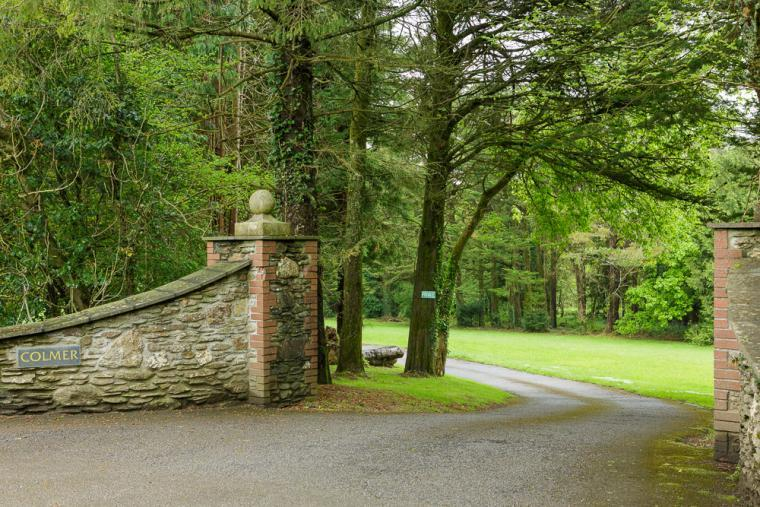 The entrance to the wonder that is Colmer Estate!