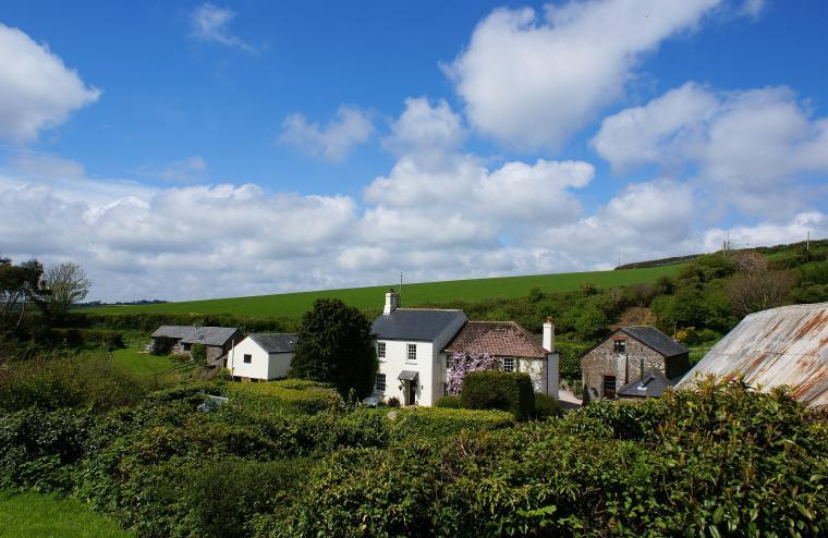 Dittiscombe Holiday Cottages, dog-friendly cottages, open all year round, South Devon - Devon