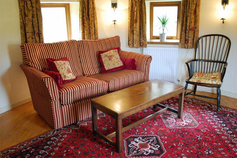 Wye Valley rural retreat for couples
