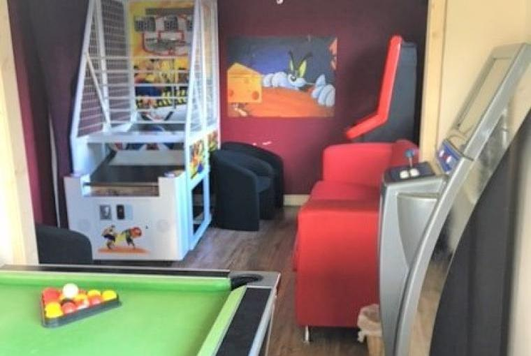 New look games room