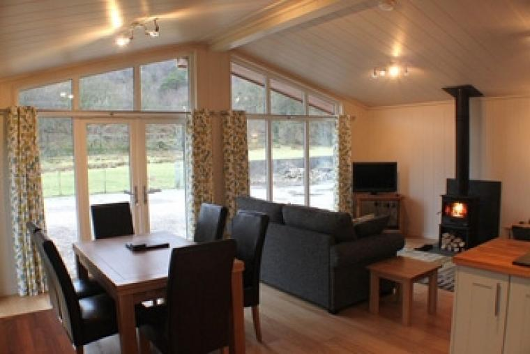 Self-catering lodges in Cumbria