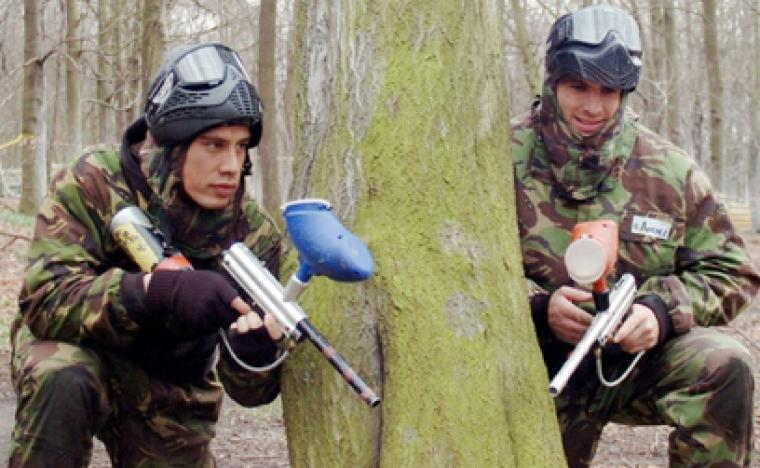 Brighouse Paint Lazer and Paintball Centre (we have a discount)