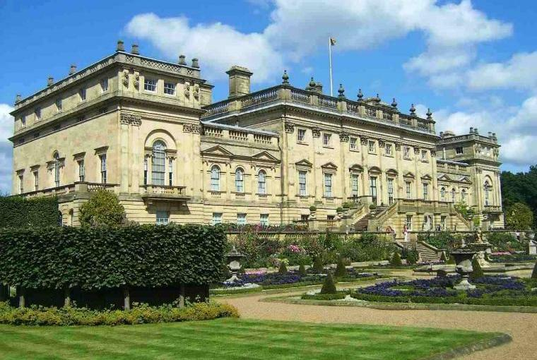 Harewood House and Zoo has many events throughout the year