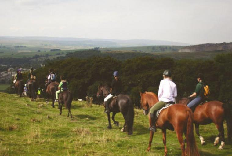 Horse-Riding there are stables 15 mins from the House