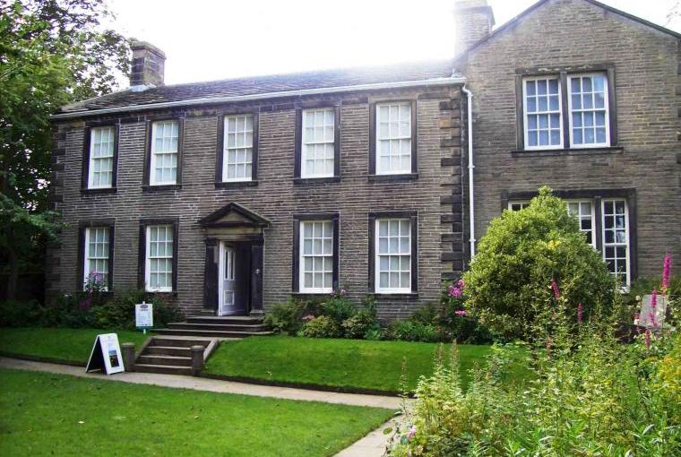 Haworth Parsonage just 30 mins from the House