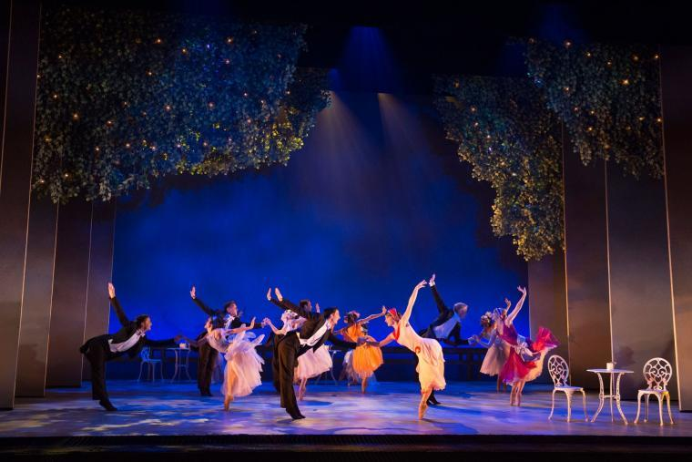 The Northern ballet regularly perform at the Grand Theatre