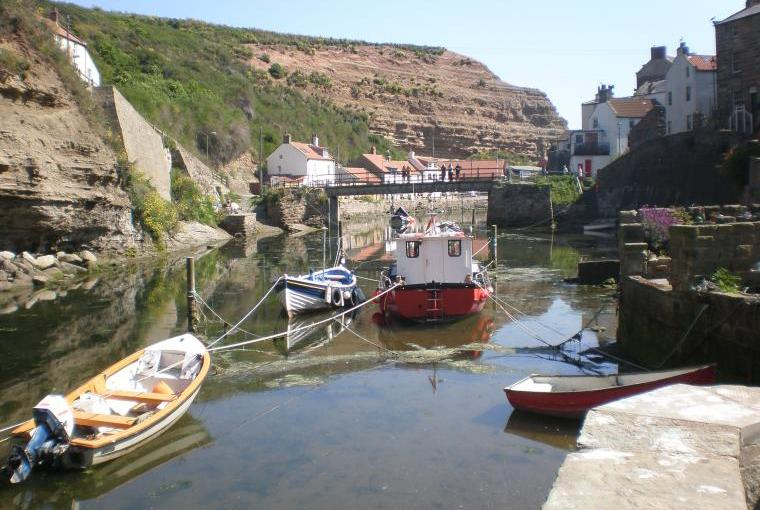 Discover the coastal part of the North York Moors National Park