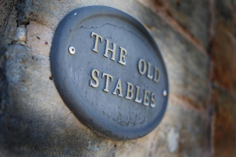 Welcome to the Old Stables
